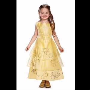 New Belle Ball Gown Costume Disney Princess Beauty